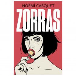 Libro Zorras | Noemí Casquet
