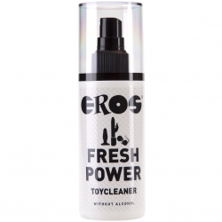 Fresh Power Limpiador Juguetes Sin Alcohol 125 ml