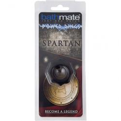 Spartan Anillo Pene Negro