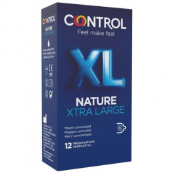 Nature XL Preservativos 12 Uds
