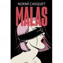 Libro Malas | Noemí Casquet