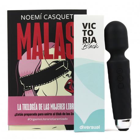 Kit Libro Malas + Victoria