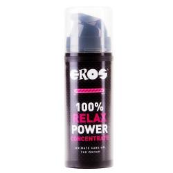 Eros Lubricante Anal 100% Concentrado 30 ml