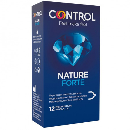 Control Nature Forte 12 Uds