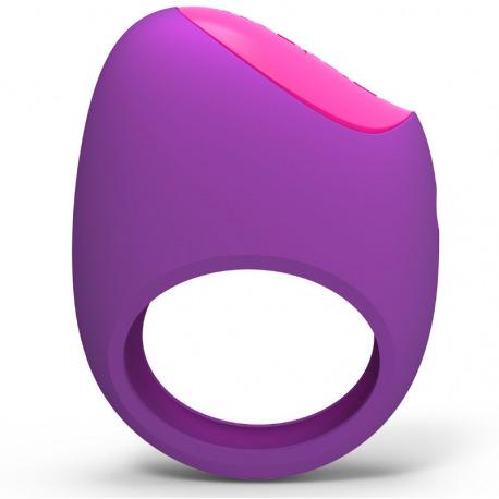 Lifeguard Ring Purple Vibrator with App