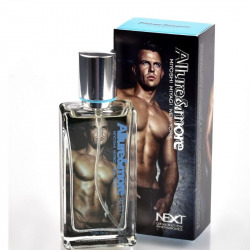 New York Allure Bleu Perfume Man