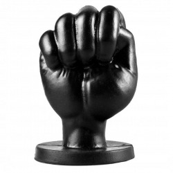 All Black Fist Fisting 13cm