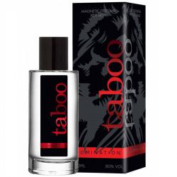 Perfume de Feromonas para Él Domination