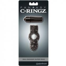 Fantasy C Ringz Ball Banger Negro