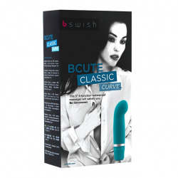 Bcute Classic Curve Vubrador Azul