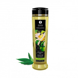 Aceite Masaje Té Verde Shunga 240 ml