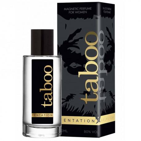 Taboo Tentation Perfume con Feromonas Para Ella