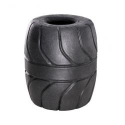 Silaskin Ball Stretcher 5 cm Black