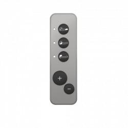 Strap-on-me Black Double Vibrator Harness Size L