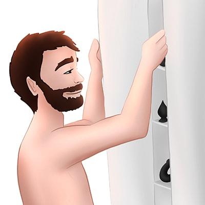 La experiencia completa que rodea la masturbación