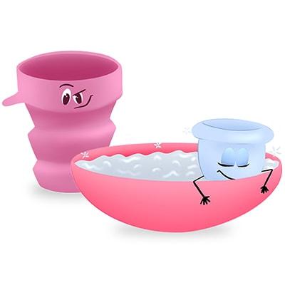 Esteriliza correctamente tu copa después de terminar con tu menstruación