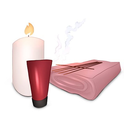 Productos de masaje