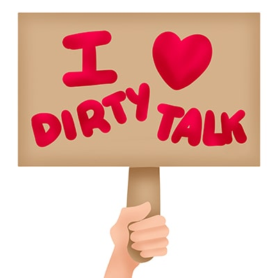 Love dirty talk
