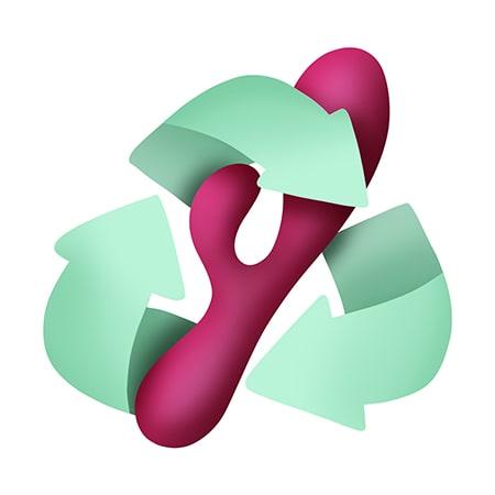 Juguetes eróticos y reciclaje