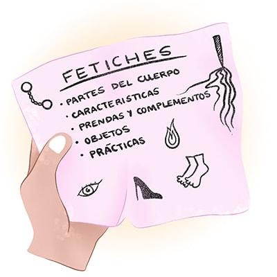 Tipos de fetichismos