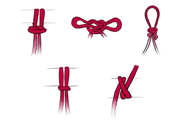 Nudos bondage