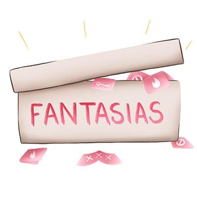Tipos de fantasías sexuales