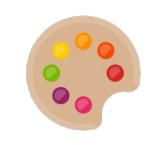 Colores de todo tipo para los vibradores