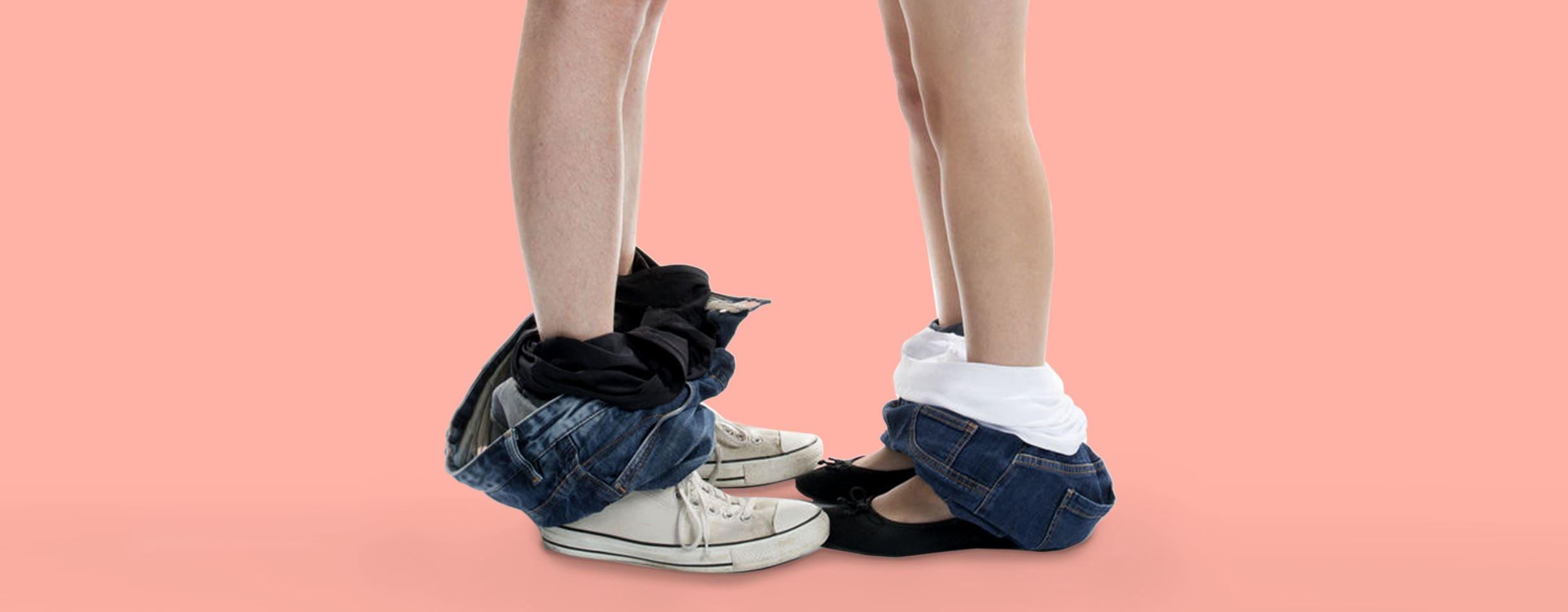 Las mejores posturas para tener sexo de pie